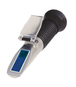 With this Nimatoic Brix Refractometer you can quickly read the concentration in your metalworking fluids. Too little concentrate means poor lubrication and increases the risk of corrosion